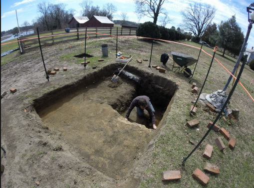Virginia Archeological Resource Center  Development Fund