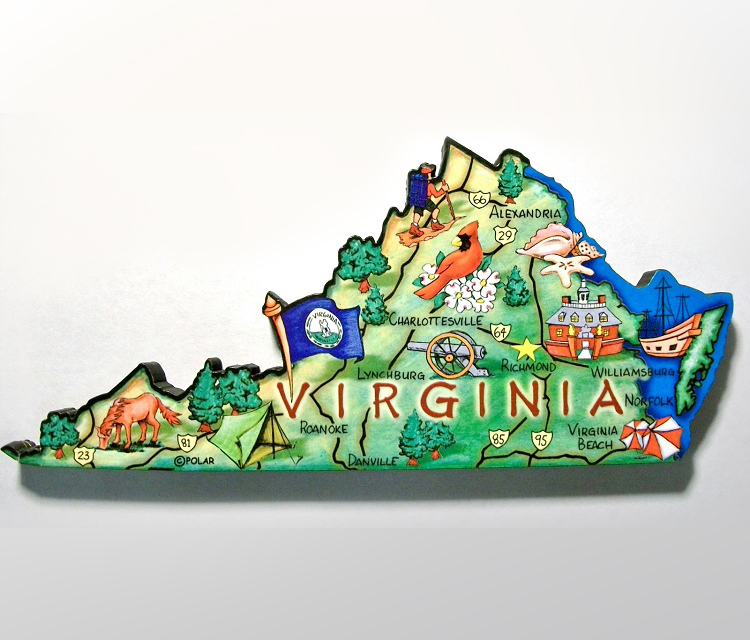 Economy Of the State Of Virginia