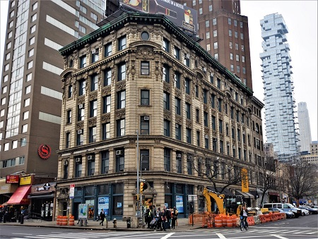 Historic Architecture of Manhattan—One Building at a Time