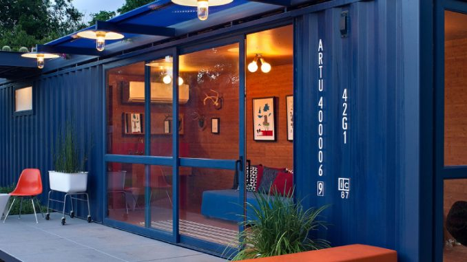 Adaptable, Repurposed and Durable : Alternative Uses for Shipping Container