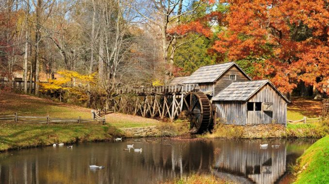 Virginia Tourism Place