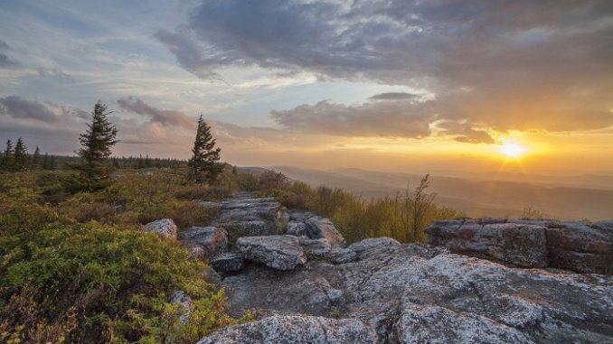 Image Showing Shenandoah National Park, Virginia