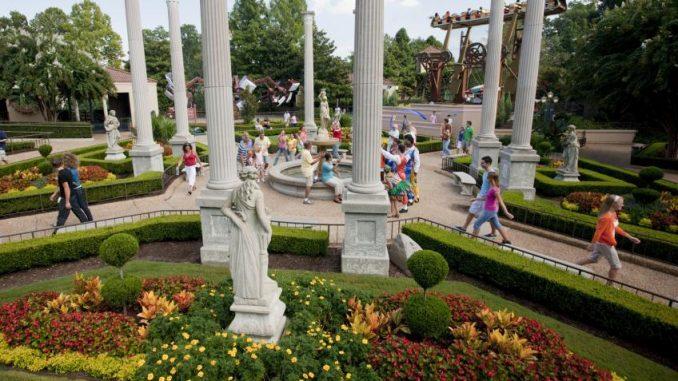 Image Represents The Virginia's Tourist Park